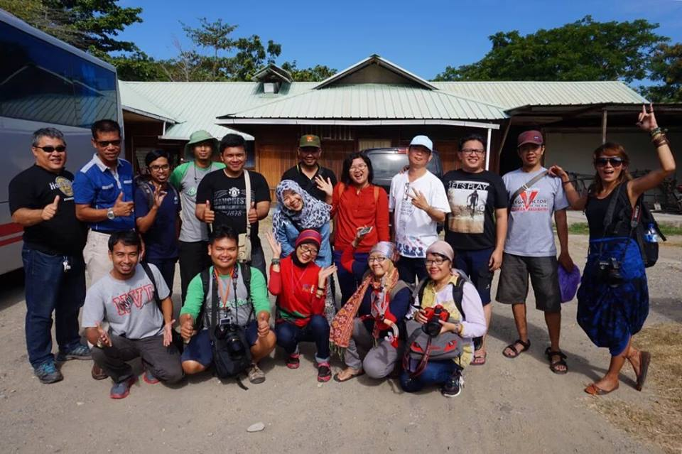 Newmont Bootcampers goes to Teluk Buyat
